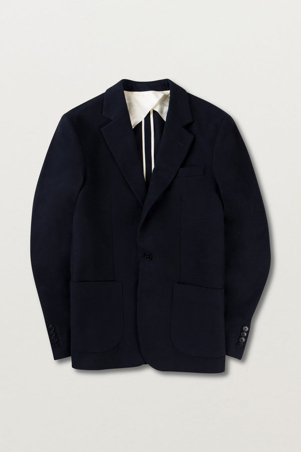 ONE BLAZER NAVY TWILL