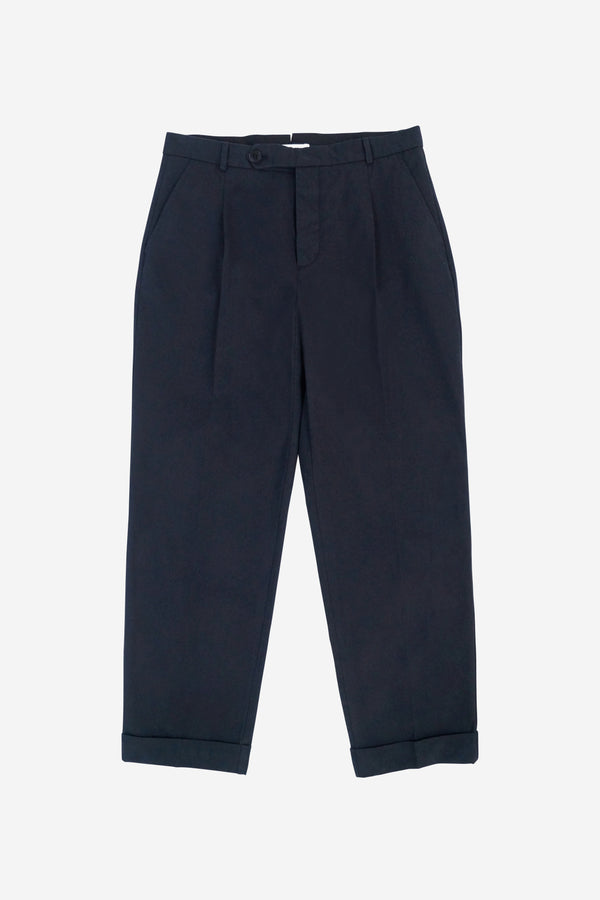 SPACE TROUSER - Fine Twill