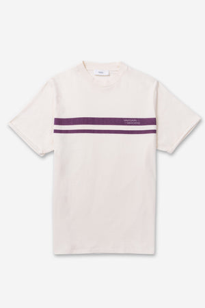 COMPANY TEE - Lemonade / Purple