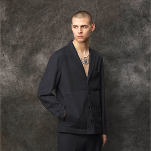 ARCHITECT JACKET - Wool Melange