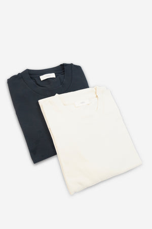 2-PACK TRUNK TEE - Interlock