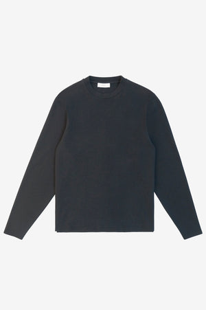 TRUNK CREWNECK - Interlock