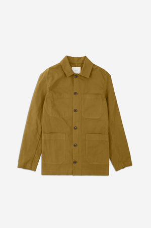 WORKER JACKET - Chino Twill