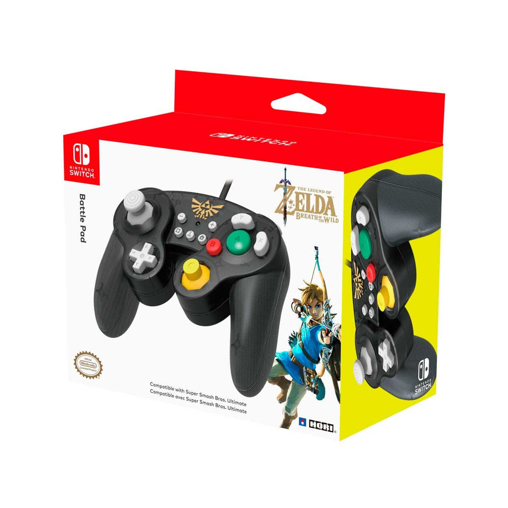 Control Battle Pad Zelda Nintendo Switch