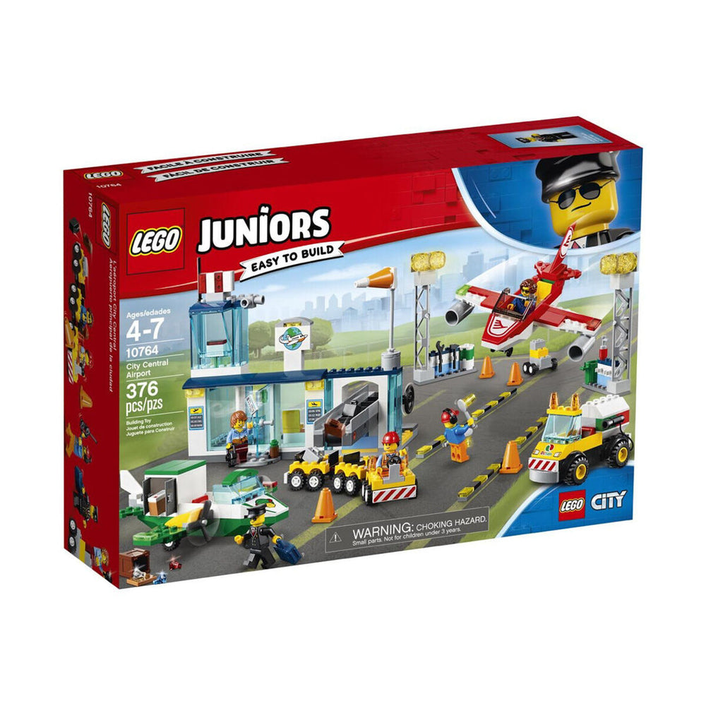 Juniors City 3 Town 2 Airplanes Lego