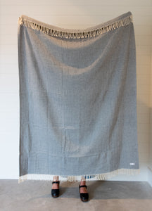 Brushed Cotton Throw