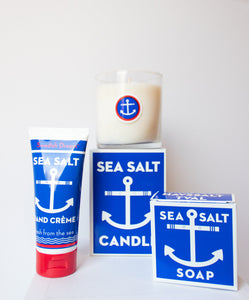 Sea Salt Hand Creme (Travel Size)
