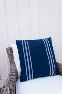 Dash & Albert Cape Stripe Indoor/Outdoor Pillow