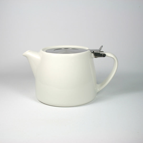forlife stump teapot in white