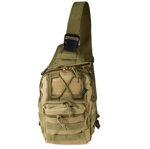 50% OFF-Outdoor Sports Tactical Shoulder Satchel