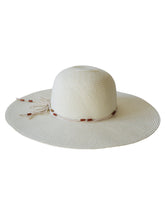 Load image into Gallery viewer, AMBELAS SUN HAT - IVORY