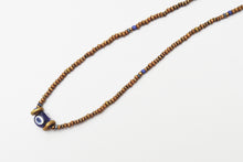 Load image into Gallery viewer, CRETE SEASIDE NECKLACE - SAPPHIRE