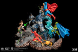XM Studios JLA vs Darkseid (Version A - Colour) 1:6 Scale Statue