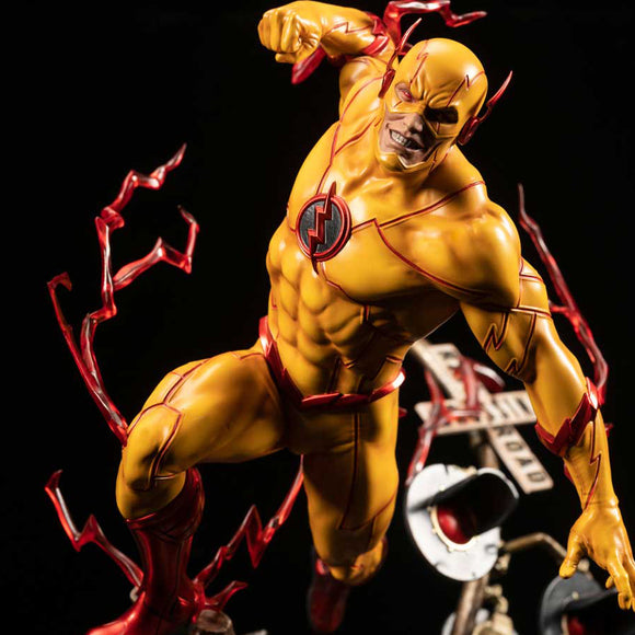 XM Studios Reverse Flash (Rebirth Series) 1:6 Scale Statue