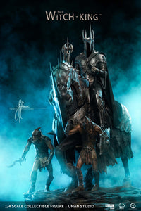 UMAN Studio The Witch King (John Howe Artist Series) (Exclusive Version) Statue