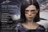 Queen Studios Alita (Regular Edition) 1:1 Scale Lifesize Bust