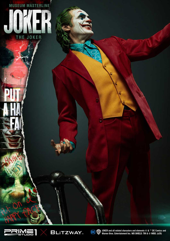 Prime 1 Studio Joker (Film) (Bonus Version) 1:3 Scale Statue