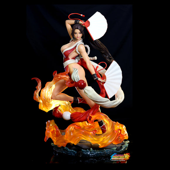Kinetiquettes Mai Shiranui – The Alluring Ninja 1:4 Scale Statue