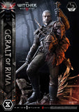 Prime 1 Studio Geralt of Rivia (The Witcher 3: Wild Hunt) (Regular Version) 1:3 Scale Statue