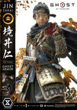 Prime 1 Studio Jin Sakai, The Ghost - Ghost Armor Edition (GHOST OF TSUSHIMA) (DELUXE EDITION) 1:4 Scale Statue