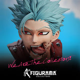 Figurama Ban vs King (Seven Deadly Sins) 1:6 Scale Statue