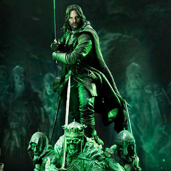 Prime 1 Studio Aragorn (Lord of the Rings) (Regular Edition) 1:4 Scale Statue