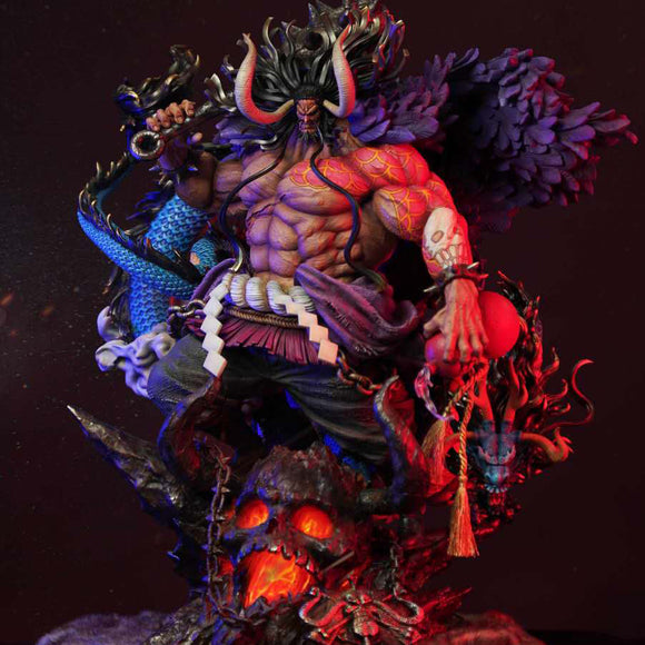 Jimei Palace Kaido (One Piece) 1:6 Scale Statue