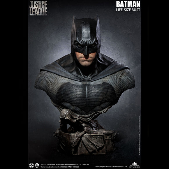 Queen Studios Batman 1:1 Scale Lifesize Bust