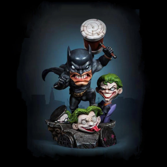 Queen Studios Batman Cartoon Series Statue