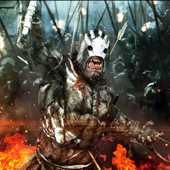 Prime 1 Studio Uruk-Hai Berserker (Lord of the Rings) (Regular Edition) 1:4 Scale Statue