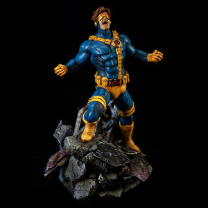 XM Studios Cyclops (Version B - 2 Torsos) 1:4 Scale Statue