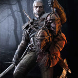Prime 1 Studio Geralt of Rivia (The Witcher 3: Wild Hunt) (Deluxe Version) 1:3 Scale Statue