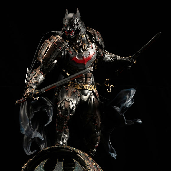 XM Studios Batman Shugo (Samurai Series) (Version B - Exclusive) 1:4 Scale Statue