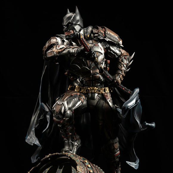 XM Studios Batman Shugo (Samurai Series) (Version A) 1:4 Scale Statue