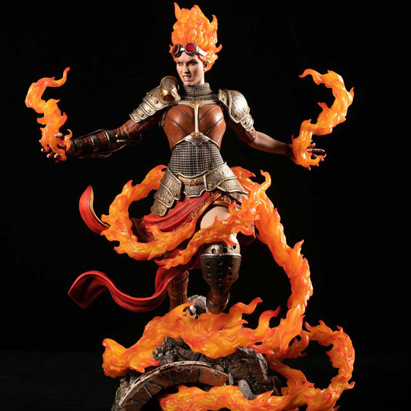 XM Studios Chandra Nalaar (Magic the Gathering) 1:4 Scale Statue