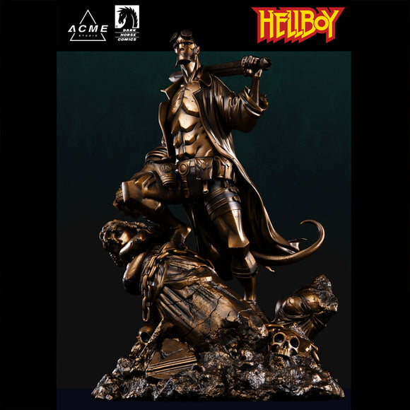 ACME Hellboy Faux Bronze