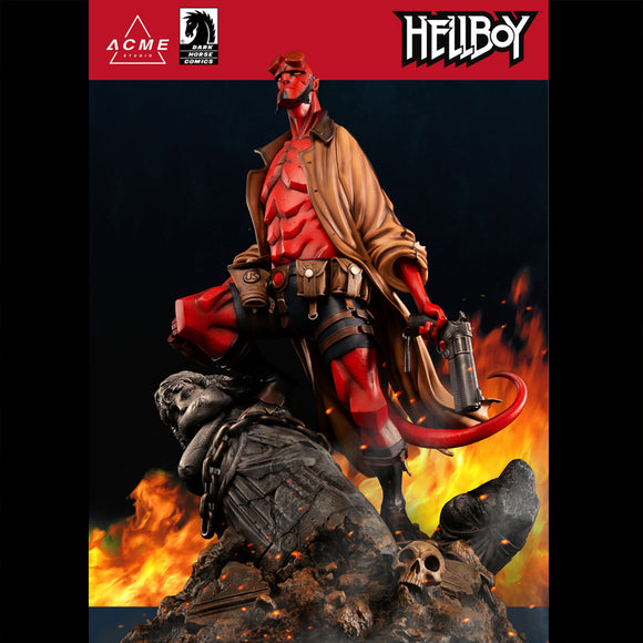 ACME Hellboy 1/4 Scale Statue