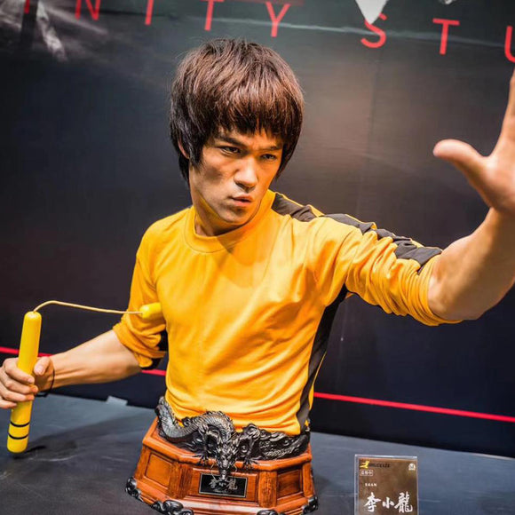 Infinity Studio Bruce Lee 1:1 Scale Lifesize Bust