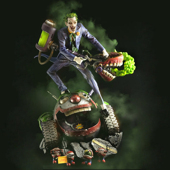 XM Studios Joker (Rebirth Series) 1:6 Scale Statue