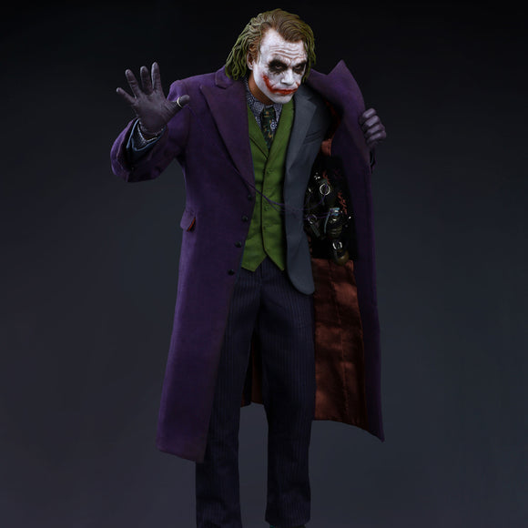 Queen Studios Heath Ledger Joker (The Dark Knight) (Regular Edition) 1:4 Scale Statue