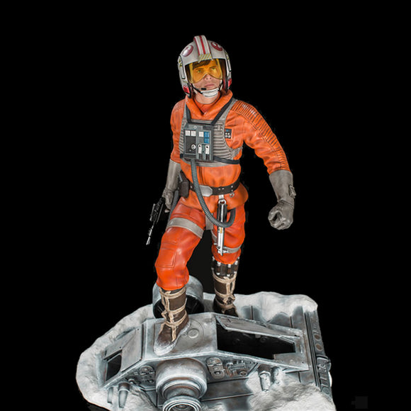 XM Studios Luke Skywalker (Rebel Pilot Suit) (Star Wars) (Exclusive) 1:4 Scale Statue