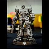 XM Studios Transformers 12 Inch Scale 6-in-1 Statue Set (Gold Color Exclusive)
