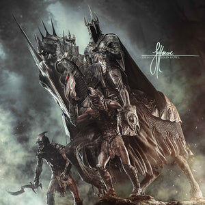 UMAN Studio The Witch King (John Howe Artist Series) (Regular Version) Statue
