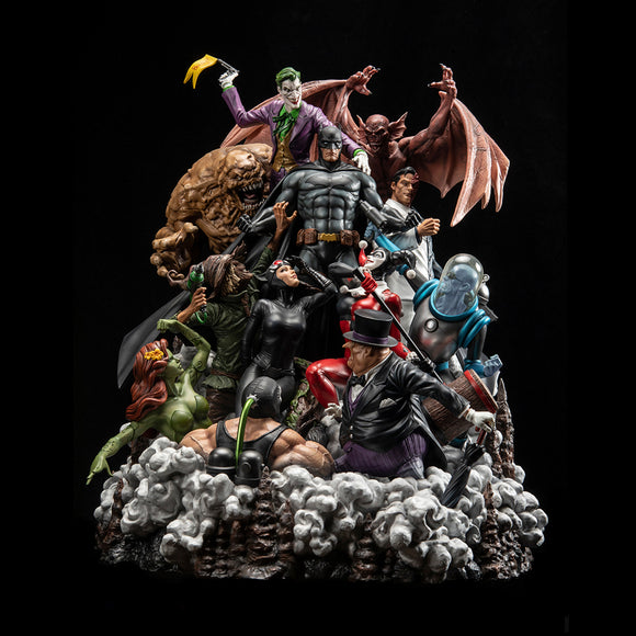 XM Studios Batman Sanity David Finch (Full Color) 1:6 Scale Statue