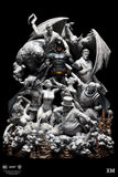 XM Studios Batman Sanity David Finch 1/6 Scale Statue (Smoke Version)
