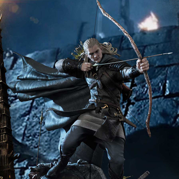 Prime 1 Studio Legolas (Lord of the Rings) (Deluxe Edition) 1:4 Scale Statue
