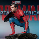 Queen Studios Spider-man (Movie Edition) (Premium Edition) 1:4 Scale Statue