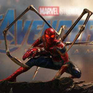Queen Studios Iron Spider-man (Deluxe Edition) 1/4 Scale Statue