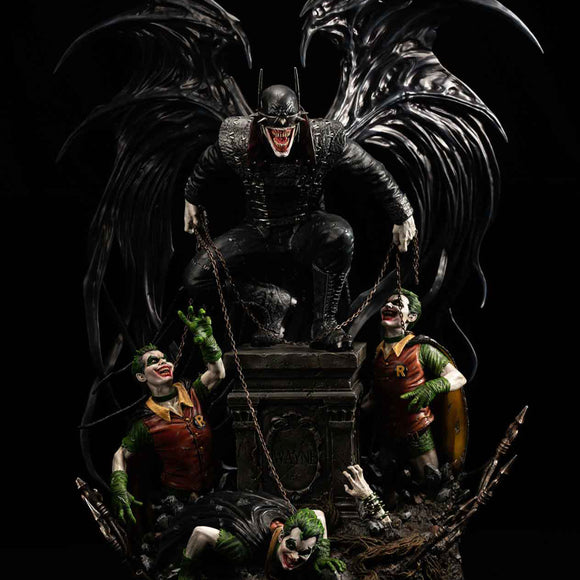 XM Studios The Batman Who Laughs (Dark Nights Metal) 1:4 Scale Statue