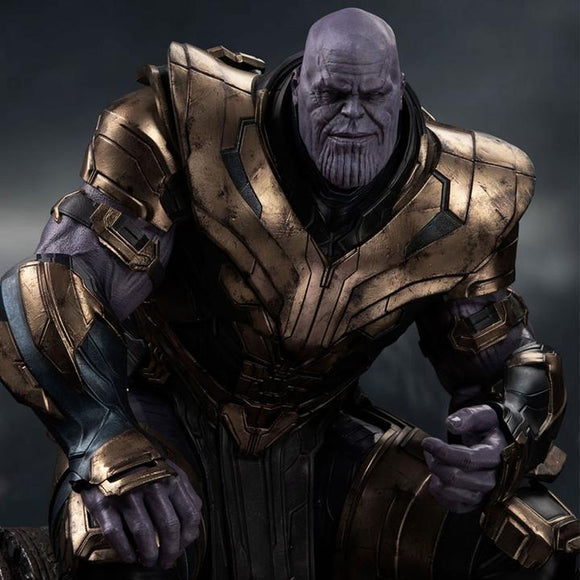 Queen Studios Thanos (Movie Edition) (Deluxe Edition) 1:4 Scale Statue